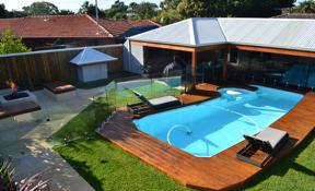 Platinum Outdoors Perth landscaping process images