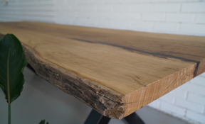 Perth timber tables by Platinum Outdoors
