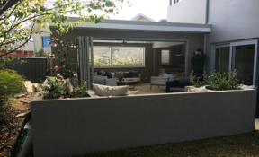 Perth landscaping team Platinum Outdoors extends your living space